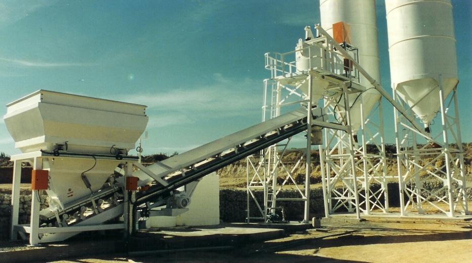 Namib Ready Mix Plant