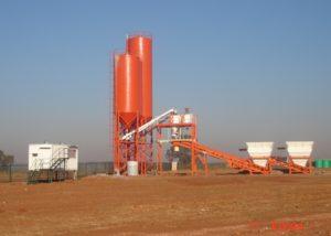 70m3 Namib Ready Mix Plant