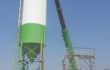Batching Plant - Namib coming together