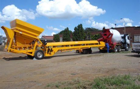 Batching plant - Diesel mobile Karoo
