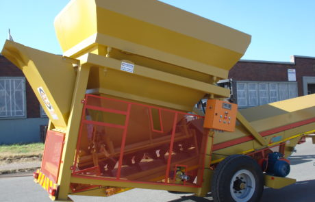 Batching plant - Karoo Safety Guards
