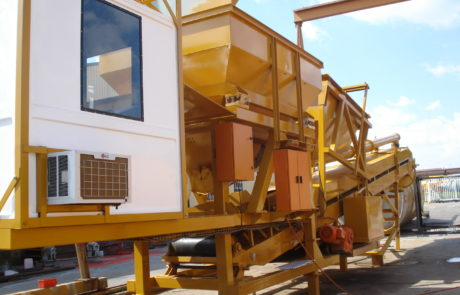 Batching plant - Large Mobile