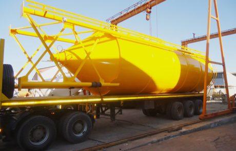 Silo - 100 ton 3
