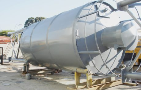 Silo - 60 Ton