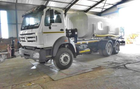Water Tanker - Iveco